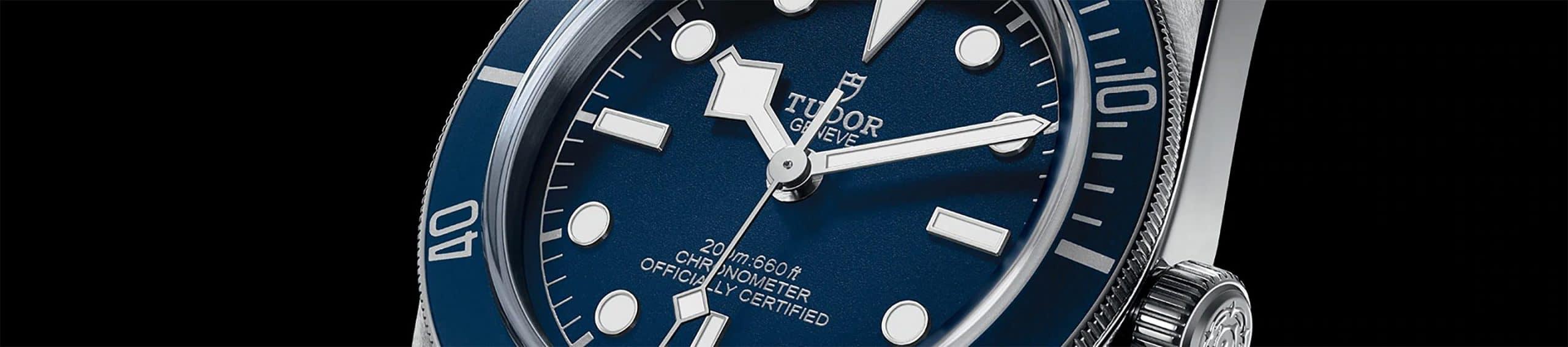 Tudor Black Bay Fifty-Eight Navy Blue at SIAM SWISS Tudor Boutique